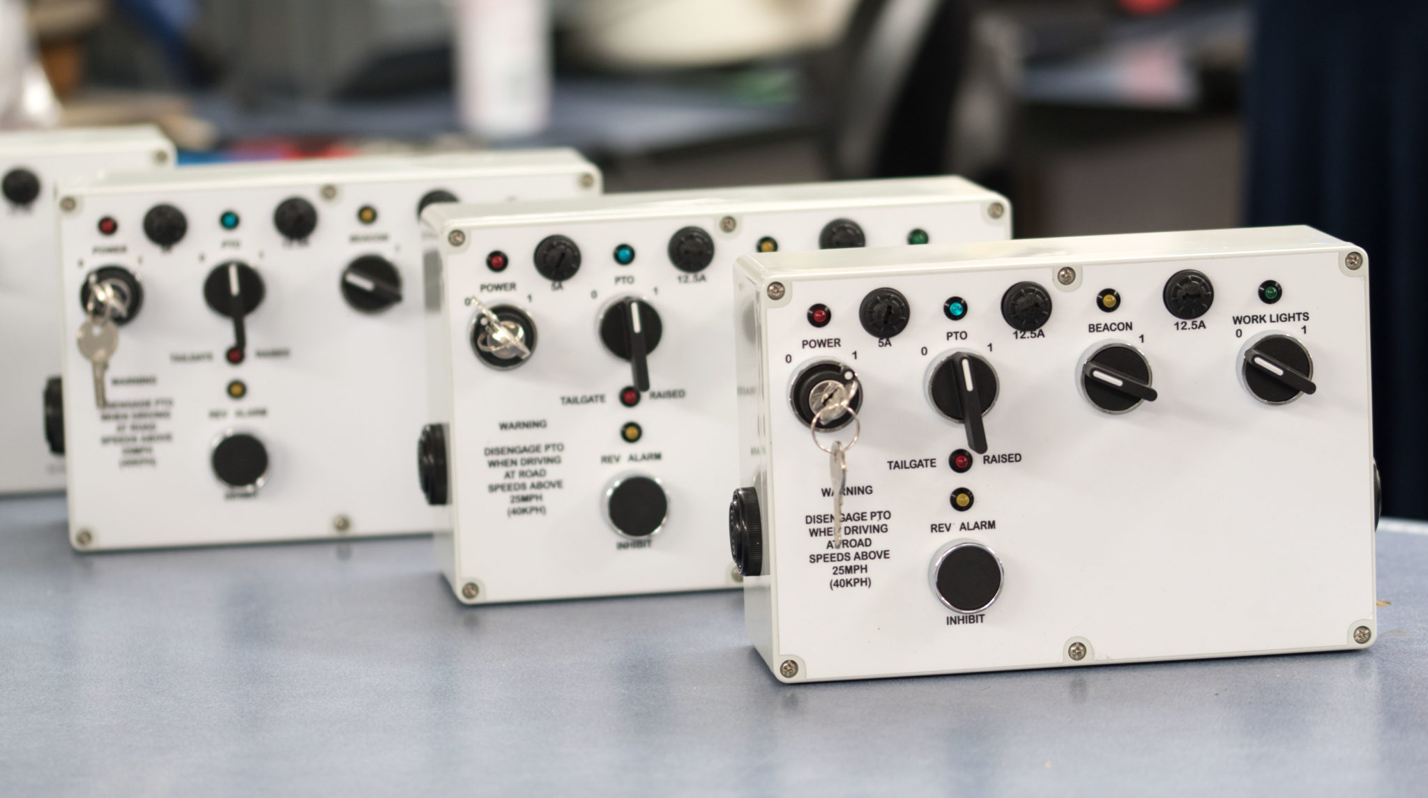 Control Panels - Dunford & Pearson